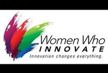 WomenWhoInnovate.com @WomenInnovate / Visit: http://www.womenwhoinnovate.com @WomenInnovate  There is a gender gap in #innovation  Our Vision: Creating a better future by inspiring women to innovate.  Our Mission: Co-Creating possibilities for women in innovation. Now. Today.  Our Values: Embracing the challenging discipline of innovation; because innovation changes everything.