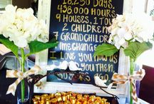 Dick & Jane celebrate 50 years! / Anniversary party ideas / by Brittany Hablitzel