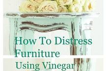 DIY | Furniture Finishes & Hardware / Create the furniture you love with these simple tutorials.