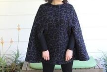 Sew Inspired: Outerwear / by Rochelle New // Lucky Lucille