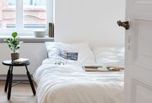 Bedrooms / by Rochelle New // Lucky Lucille