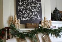 merry and bright / Christmas decorations, food & gifts