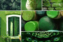 Go Green Inspiration