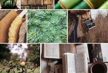 Vintage Enchanted Forest Inspiration