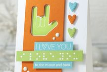 Crafty- cards and scrapbook layouts!❤ / by Brandy Denton