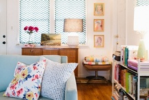 Living Room Ideas / by Rebekah Treece