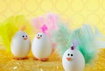 Easter Crafts & Treats / by Betty Ray Shassberger