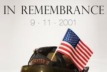 9-11-01 WE WILL NEVER FORGET!!! / by Betty Ray Shassberger