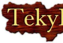Tekyboy / Recent posts / by TekyBoy