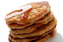 Waffles, pancakes / by Kate Sartoris