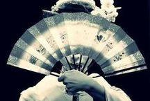 Inspire    Mysterious Geishas.