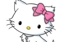 hello kitty<3 / by Joy Daehn