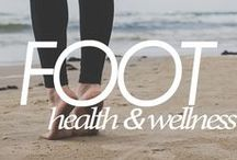 Foot Health and Wellness / Make your way to fit, strong feet with our healthy foot tips & exercises! / by Aetrex