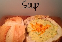 Yummy-licious bread & pasta / by Kathleen Kalama