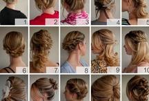 Hair Style, Foo Foos & Make Up. / by Kathleen Kalama