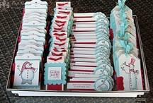 Gift Wrappers, Tags n Bows / by Kathleen Kalama