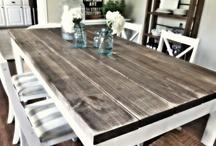 Creative Home Design/DIY / Furniture pins, redo's and DIY  / by Sonya Olsen