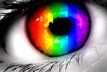 Colours / Colores  / by Carmen Sanz