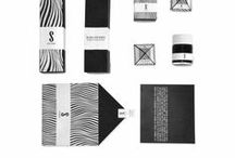 Black and White packaging / what can you do with just black and white? packaging design inspiration black white noir blanco / by Packaging Diva
