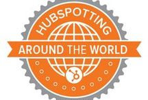 HubSpotting Around the World / HubSpot has customers in 56 countries around the world- we think that's a pretty good reason to take a trip. Check out photos, videos, and stories from the global HubSpot community as we connect with customers across the world using the hashtag #hubspotting, and be sure to tell us where in the world you HubSpot!