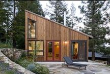 Wooden & tiny houses / Heidi's / by Carmen Sanz
