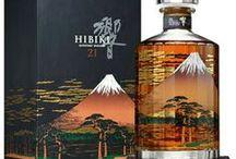 Whiskey bottles | Moonshine | Bourbon | Rye | Scotch | White Lightning | Hooch / Packaging for whisky a spirit distilled from malted grain, especially barley or rye. / by Packaging Diva