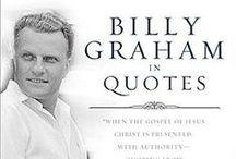 Billy Graham / by Jenny Starling