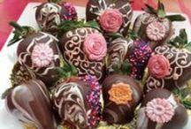 Sweet Treats / Delicious bites of sweetness