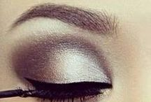 Beauty is in the eye of the beholder / Makeup! Hacks and how tos / by Lauren West