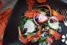 Salads & Slaws / All kinds of healthy and delicious salads and slaws!