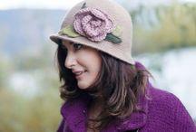 Knitting, woolen hats and clothing / Capricci di Laila Retro-vintage hats and clothing by designer Lyubov Sayko. https://www.etsy.com/it/shop/capriccidilaila