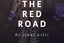 The Red Road / Available now! This book is about high school honor student Emma West...and the terrible choice she faces when gang violence intrudes on her family. Available at Amazon, Barnes & Noble, Kobo, Google Play, and Smashwords.