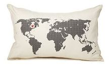 The World Traveler   #HolidayHero / Do you have a colleague who won't stop talking about her amazing travels around the world? There will be something perfect for your globetrotting friend. #HolidayHero