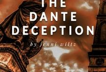 The Dante Deception / I wrote a prequel to my thriller novel, The Romanov Legacy. Check out plot points, research, and character details! I won't pin any spoilers, don't worry. The Dante Deception is available on Amazon, Barnes & Noble, Kobo, iBooks, and Google Play.