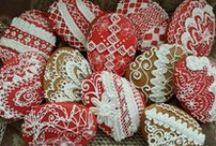 Easter / Traditional foods, candies, sweets, served around or on the Easter holiday