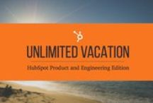 "Unlimited Vacation: Product and Engineering Edition / We have this fun little ""policy"" at HubSpot called unlimited vacation. Instead of tracking employees' time off, we focus on their results. We've realized that this helps fuel our culture of autonomy...and that our engineering team loves to travel. Check out where HubSpot engineers and product leaders have been jet-setting to on unlimited vacation."