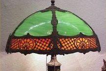 vintage lamps / by Amanda Zeglin