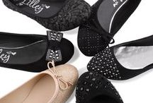 SHOE ZONE | Embellished Ballerinas / One trend that is set to be huge this season is Embellished Ballerinas. Not only are they great for adding a touch of sparkle to your outfit but they are the perfect party footwear! This season we have a huge range for you to choose from, so come and take a look....