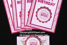 Party Wishes - Stampin' Up!