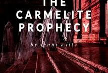 The Carmelite Prophecy / The Natalie Brandon Thrillers Book #3. Natalie ventures into France in search of a family heirloom...and secrets from her own past. Available on Amazon, Barnes & Noble, iBooks, Kobo, and Google Play.