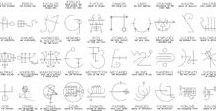 Umění / písmo a kresby