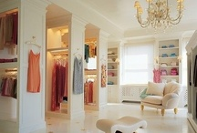 Dream Closets / by Kate Turner