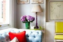 Interior Design Inspiration / by Christina Howe