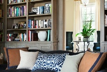 Living room / by Kate Turner