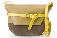 Handbags / I've got some serious handbag crushes going on over here! Handbags, totes, clutches, and luggage! I heart purses! / by Avril Loreti | Modern Home