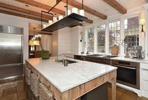 Kitchens / by Kate Turner