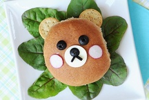 Beary Yummy! / These are all of the yummy and, sometimes, adorable foods that we think you and your family will love - love to make and love to eat!  / by Build-A-Bear Workshop