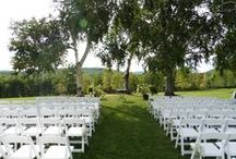 Weddings & Events / Weddings and Events at Candlelight Farms Inn  / by Candlelight Farms Inn