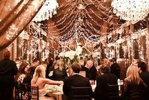 Big Day Decor / Lighting, centerpiece, table & chair and other decoration ideas that will make your wedding one to remember / by HuffPost Weddings