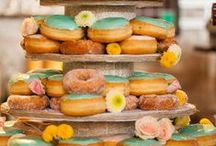 Cakes & Sweets / Cakes, cupcakes, cookies, macarons and other yummy treats your guests will love / by HuffPost Weddings